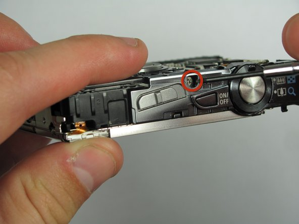 Canon PowerShot SD750 LCD Screen Replacement