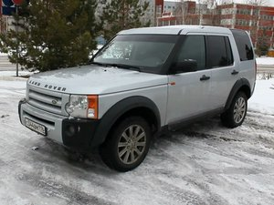 2005-2009 Land Rover Discovery