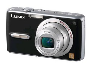 Panasonic Lumix DMC-FX07 Repair