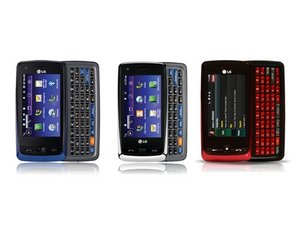 LG Banter Touch UN510