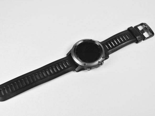 Garmin Fenix 3 Wrist Strap Replacement