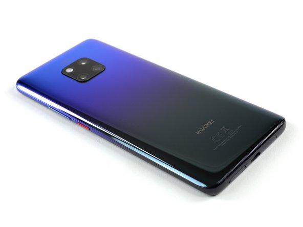 Huawei Mate 20 Pro Teardown - iFixit
