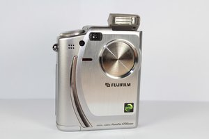 Fujifilm FinePix 4700zoom Troubleshooting