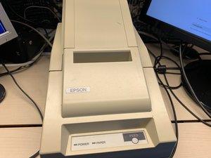 Epson TM-U300 Repair