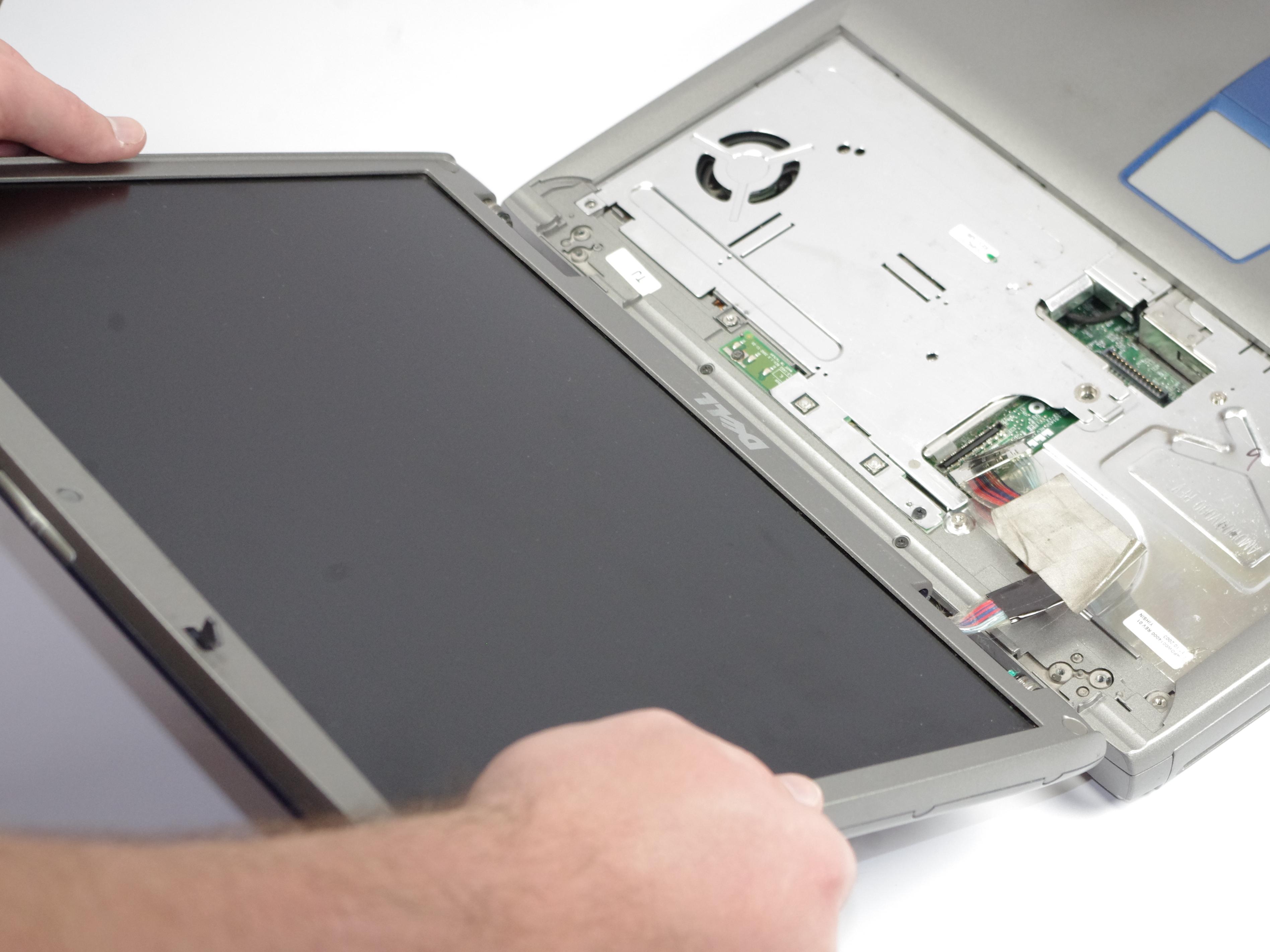 dell inspiron 5100 pp07l repair ifixit rh ifixit com Dell Inspiron 5100 Manual Power Cord Dell Inspiron PP07L