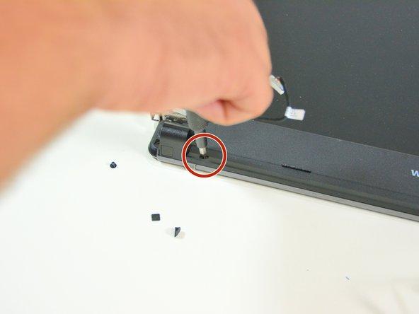 Image 1/3: Wiederholen Sie diese Prozedur am rechten Scharniergelenk.