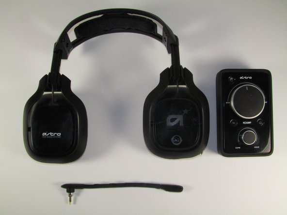 astro a40 mixamp pro firmware history