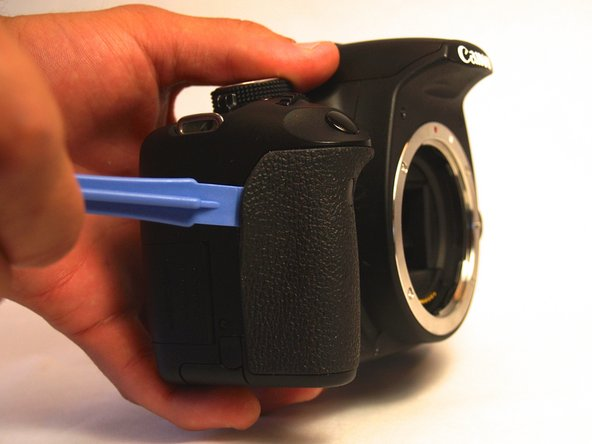 Canon EOS Rebel T1i Rubber Grip Replacement
