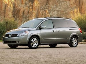 2003-2009 Nissan Quest Repair