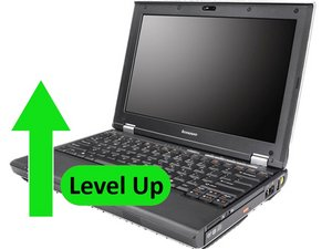 Mises à niveau d'un ordinateur portable