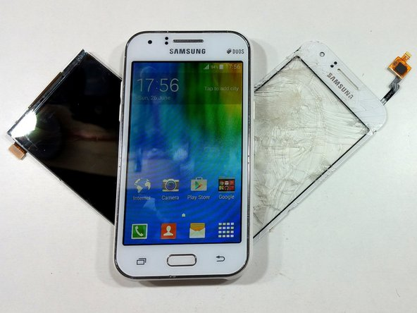 Samsung Galaxy J1 / J100 Touch Screen & LCD Replacement