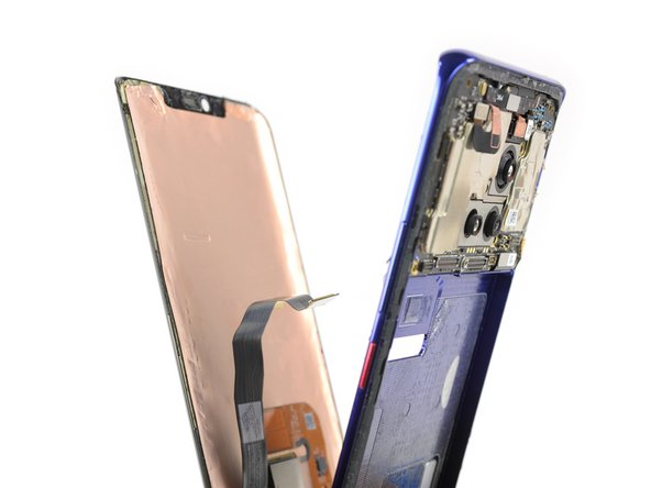 Huawei Mate 20 Pro OLED Screen & Digitizer Replacement