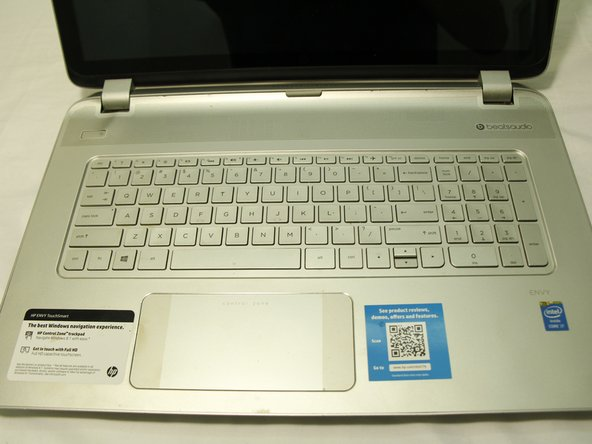 HP Envy TouchSmart m7 k010dx KeyBoard Replacement
