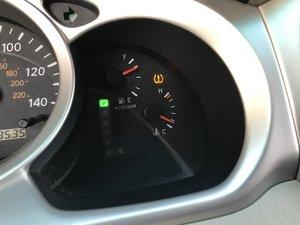 Tire Pressure Warning System Light