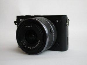 Nikon 1 J3 Repair