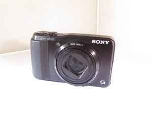 Sony Cyber-shot DSC-HX20V Troubleshooting