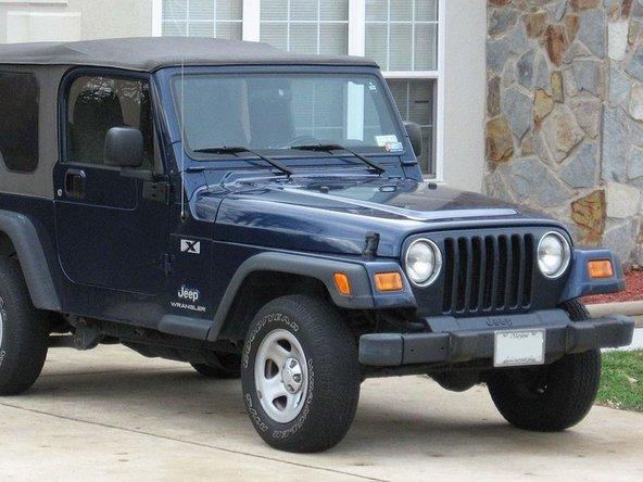 1997 2006 jeep wrangler repair 1997 1998 1999 2000. Black Bedroom Furniture Sets. Home Design Ideas
