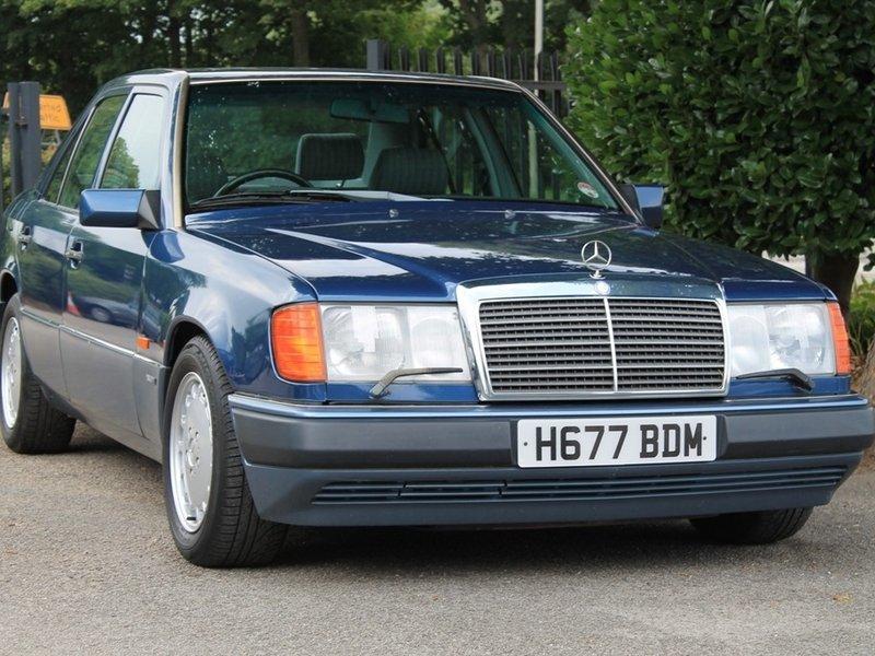 Mercedes Benz D Parts
