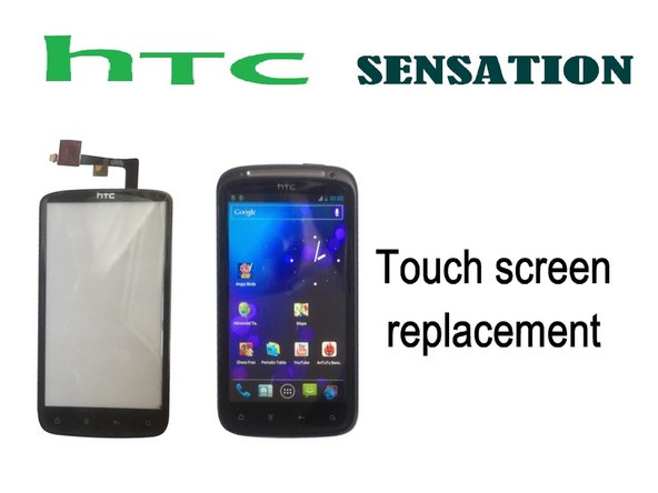 HTC Sensation / 4G / Pyramid -  Touch Screen / Digitizer Replacement