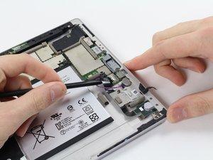 Audiobuchse und MicroSD Einschub