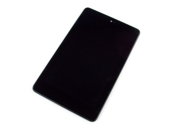 Image 1/2: As is becoming a trend, the LCD is fused to the [http://www.corninggorillaglass.com/|Corning glass]. We have not heard if this glass is Gorilla Glass or Gorilla Glass 2, and we have broken [guide|9462|far too many displays] recently to dig any further.