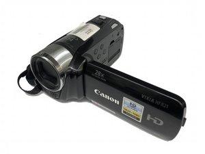 Canon Vixia HF R21 Repair