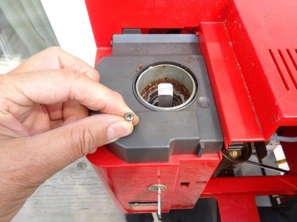 Quickmill 05000A Espressovollautomat Mahlwerk revidieren