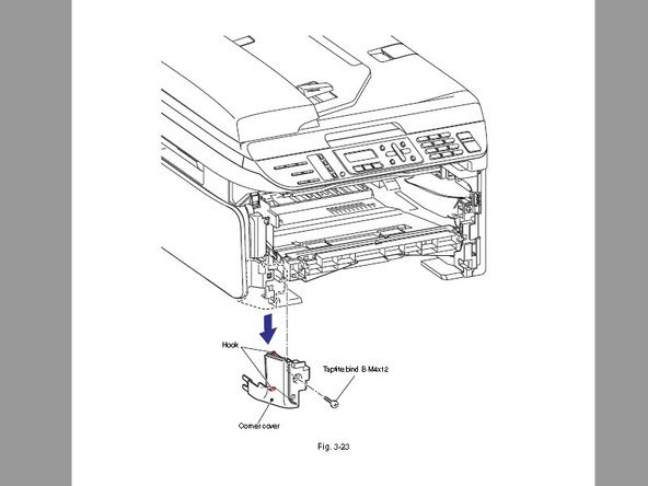 How to Fix Continuous Jamming in Printer, Brother MFC-7840W