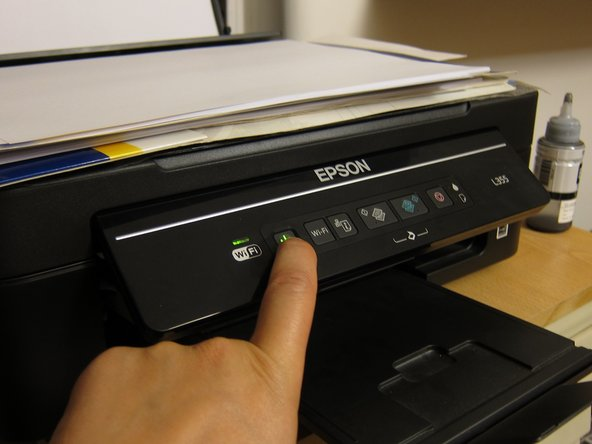 How to fix the feeding issues on an Epson L355 - iFixit