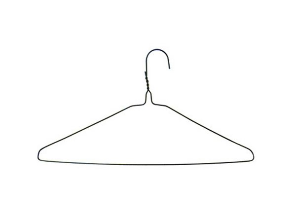 Wire Coat Hanger Main Image