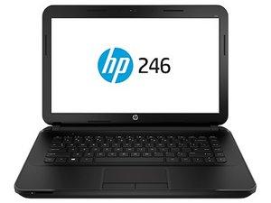 HP 246 G4 Repair