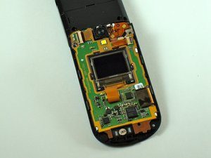 Front LCD Screen