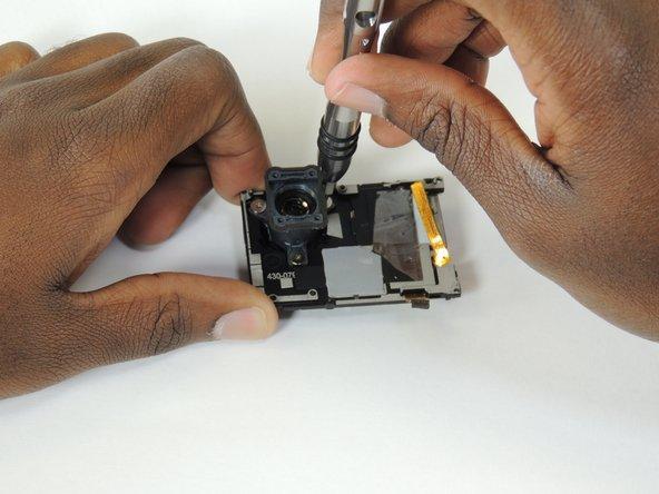 Three 2 mm screw