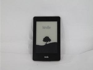 Kindle Paperwhite 2nd Generation Repair