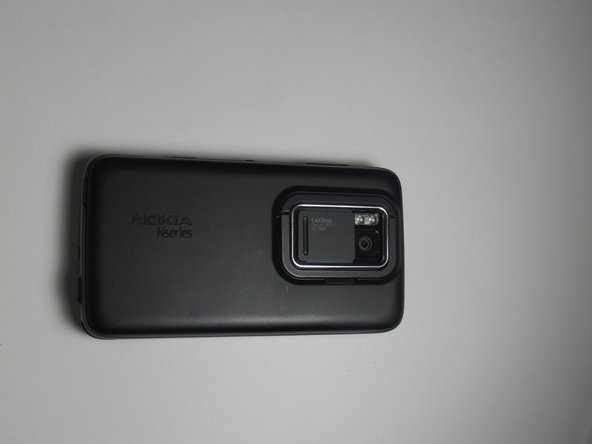 Nokia N900 Slider Assembly Replacement