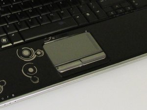 TouchPad Button