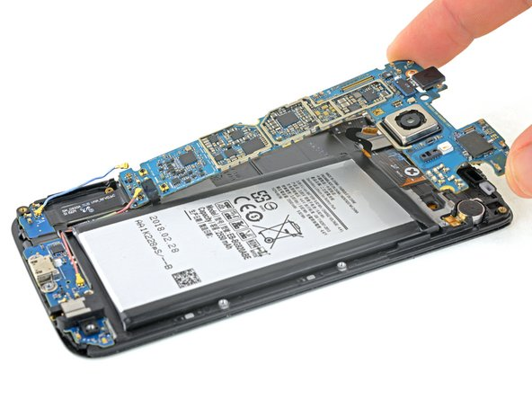 Samsung Galaxy S6 Motherboard Assembly Replacement