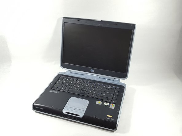 HP Pavilion zv5000 Screen Replacement