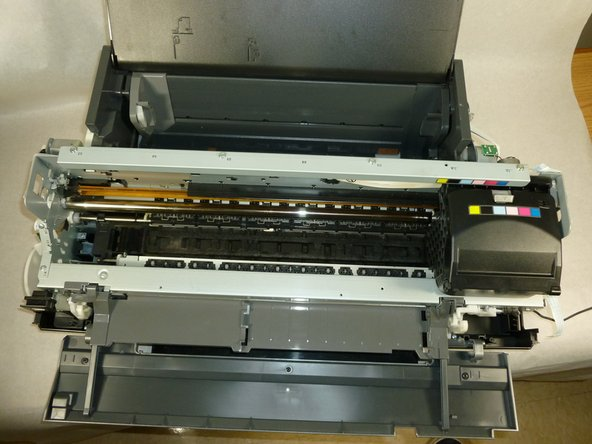 Epson Stylus Photo 1400 Housing Replacement