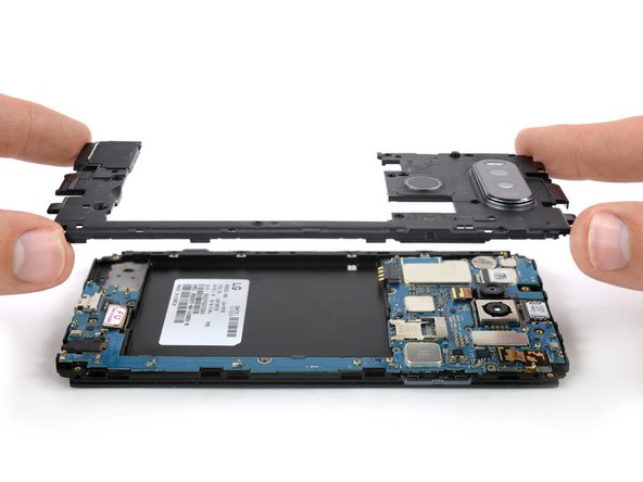 LG V20 Midframe Assembly Replacement