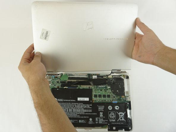 HP Spectre 13 4003dx x360 Display Assembly Replacement