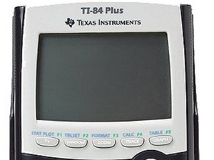 TI-84 Plus Repair
