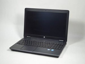 HP ZBook 15 Repair