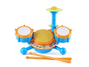 Vtech Kidibeats Drum Set Repair