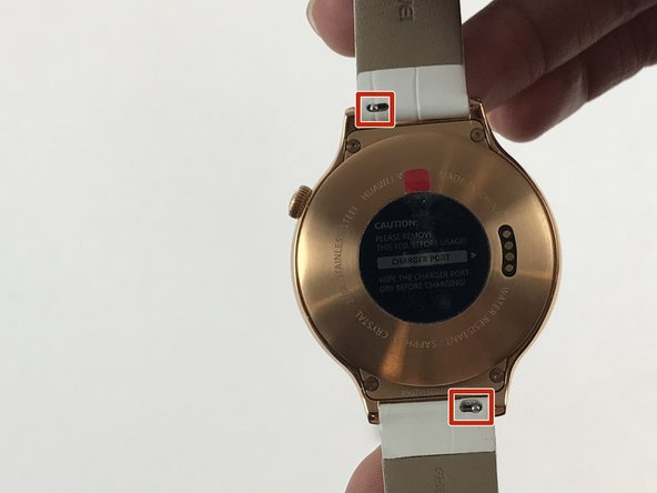 Huawei Watch Jewel Battery Replacement Ifixit