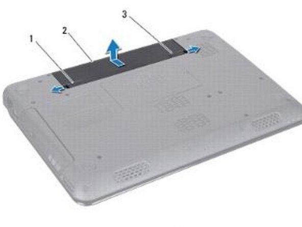 Dell Inspiron N5010 Reemplazo de la Batería