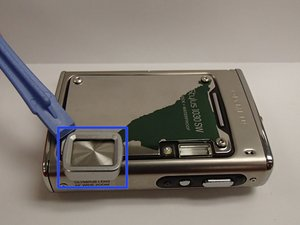 Olympus Stylus 1030 SW Camera Disassembly