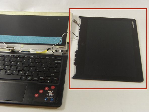 Lenovo Yoga 3 11 Screen Replacement - iFixit Repair Guide