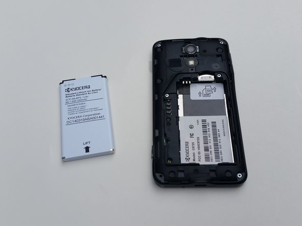 Kyocera Hydro Vibe Battery Replacement