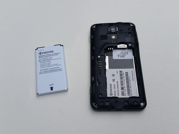 Kyocera Hydro Vibe Battery Replacement
